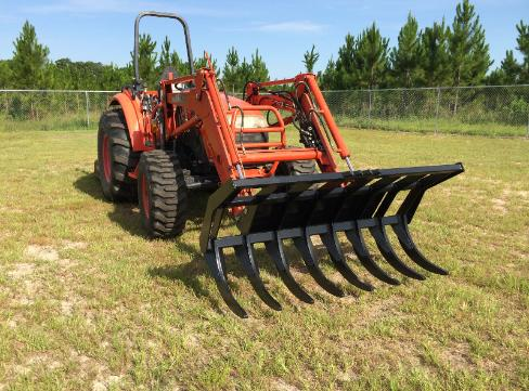 Wallace Attachments Industry leader in equipment attachments